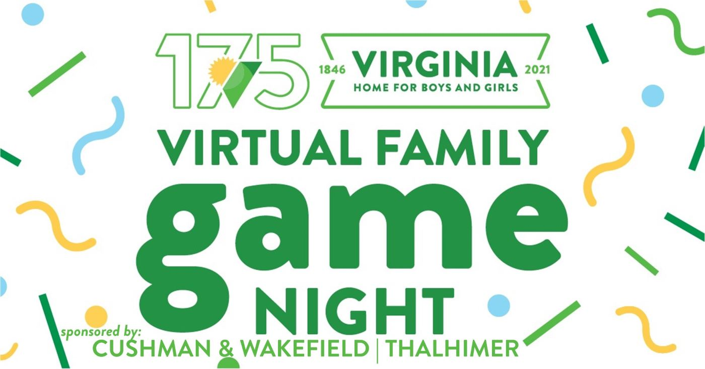 Virtual Family Game Night Fundraiser